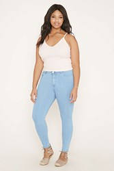 Forever 21 Plus Size Skinny Jeggings