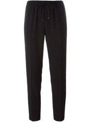 Alexander Wang Tapered Trousers Black