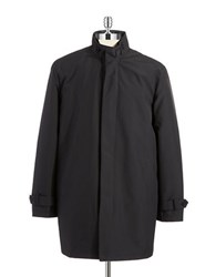 Hart Schaffner Marx Zipper Walker Jacket Black
