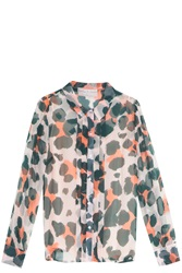 Paul And Joe Sister X Ella Rose Richards Printed Blouse Multi