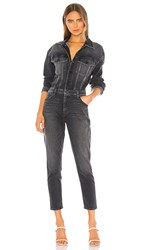 Hudson Jeans Fitted Jumpsuit. Localize