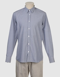 I.D.I.B. Long Sleeve Shirts Blue
