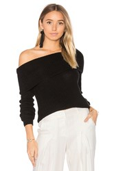 Lovers Friends X Revolve Luna Sweater Black