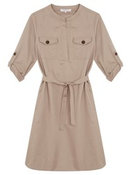 Gerard Darel Daisy Dress Beige