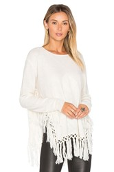 Mes Demoiselles Ayana Sweater Dress Ivory