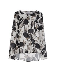 Jdy Jacqueline De Yong Shirts Light Grey