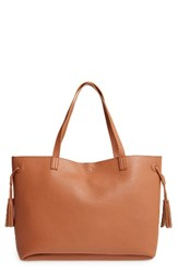 Sole Society Large Lex Faux Leather Tote
