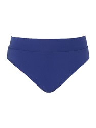 Moontide Reversible Banded Brief Navy
