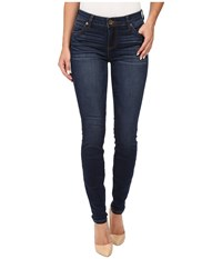 Kut From The Kloth Mia Toothpick Five Pocket Skinny Jeans In Awareness W Medium Base Wash Awareness Medium Base Wash Women's Jeans Blue