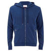 Derek Rose Devon 1 Men's Hoodie Navy