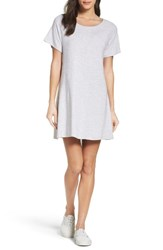 Bb Dakota Women's Journey T Shirt Dress Heather Grey