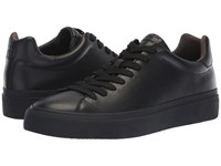 Rag And Bone Rb1 Low Top Sneakers Black Lace Up Casual Shoes