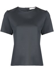 The Row Round Neck Top Grey