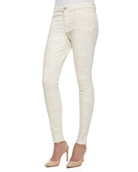 Cj By Cookie Johnson Joy Python Foil Print Leggings Natural