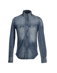 Coast Weber And Ahaus Denim Shirts
