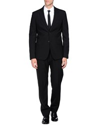 J.W. Tabacchi Suits And Jackets Suits Men Black