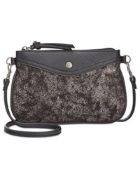 Styleandco. Style Co. Jenna Crossbody Only At Macy's Galaxy Metallic