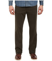 34 Heritage Charsima Classic Fit In Forest Twill Inseam Forest Twill Men's Casual Pants Brown