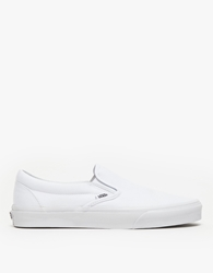 Vans Classic Slip On In True White