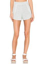Samandlavi Lindsay Short Light Gray