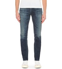 Citizens Of Humanity Bowery Slim Fit Mid Rise Jeans Wild