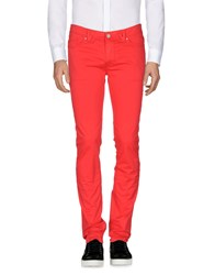 Fifty Four Casual Pants Red