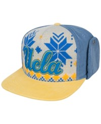 Top Of The World Ucla Bruins Christmas Sweater Strapback Cap