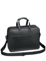 Montblanc Extreme Embossed Leather Briefcase