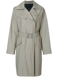 Belstaff Tailworth Trench Coat Nude And Neutrals