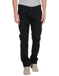 7 For All Mankind Trousers Casual Trousers Men Black