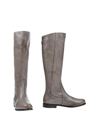 Henry Beguelin Boots Grey