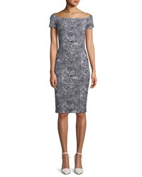 La Petite Robe Di Chiara Boni Off The Shoulder Floral Cocktail Dress Serengeti Print