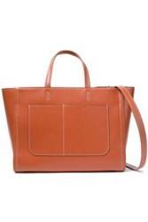 3.1 Phillip Lim Woman Hudson City Leather Tote Tan