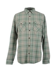 Polo Denim And Surplus Long Sleeve Shirts Light Green