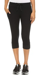 Solow Haichi Lounge Capri Pants Black