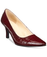 Karen Scott Clancy Pumps Only At Macy's Women's Shoes Wine