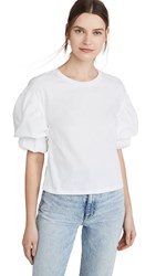 Joie Bee Top Clean White