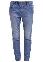 Tom Tailor Denim Lynn Relaxed Fit Jeans Mid Stone Wash Stone Blue
