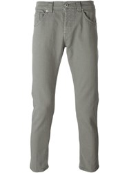 Dondup Tapered Jeans Grey