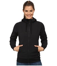 Black Diamond Sinestra Hoodie Black Women's Sweatshirt