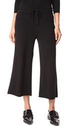 Bop Basics Cashmere Wide Leg Pants Black