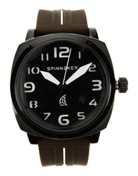 Spinnaker Timepieces Wrist Watches Men Black