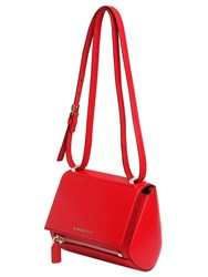 Givenchy Mini Pandora Box Textured Leather Bag
