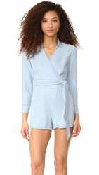 Bb Dakota Carlisle Romper Light Blue