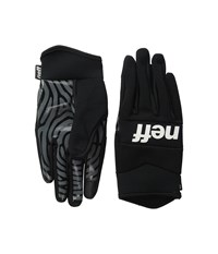 Neff Ripper Glove Black 1 Extreme Cold Weather Gloves