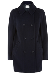 Windsmoor Short Coat Navy