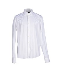 Valentino Roma Shirts Shirts Men White