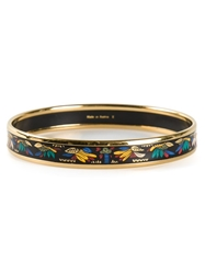 Hermes Vintage Bangle Braclet Multicolour