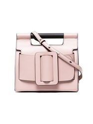 Boyy Pink Romeo Leather Cross Body Bag Unavailable