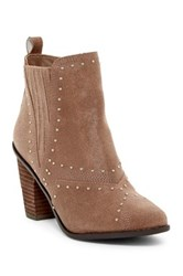 Fergie Dina Studded Boot Brown
